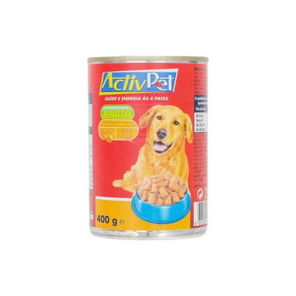 Alimento Húmido Pedaços de Galinha e Cereais em Molho para Cão Adulto - Supermercado - Animais