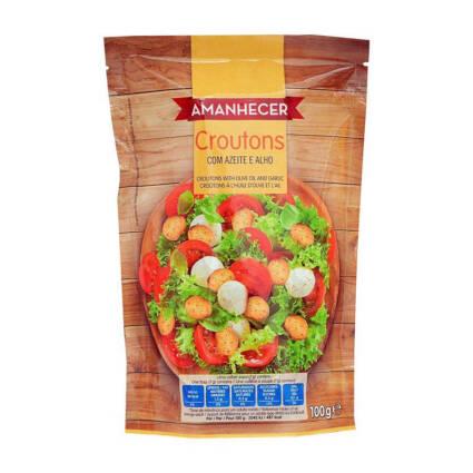 Croutons com Azeite e Alho Amanhecer - Supermercado - Mercearia