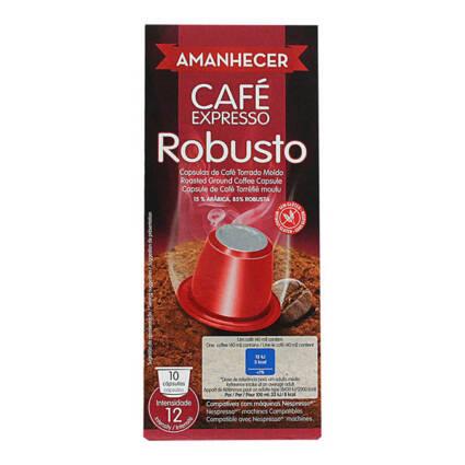 capsula café rob amanhecer 10 un c/nespresso - Supermercado - Mercearia