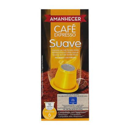 capsula café suave amanhecer 10 un c/nespresso - Supermercado - Mercearia