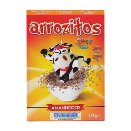 Cereais Amanhecer Arrozitos - Supermercado - Mercearia