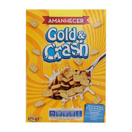 Cereais Amanhecer Gold & Crash - Supermercado - Mercearia