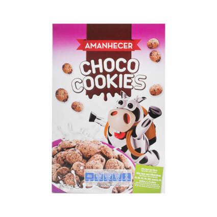 Cereais Amanhecer Mini Cookies - Supermercado - Mercearia