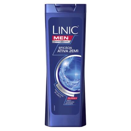 Champo Linic Men Eficácia Ativa 2em1 - Supermercado - Higiene e beleza