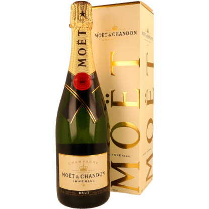 Champagne Moet Chandon - Supermercado - bebidas