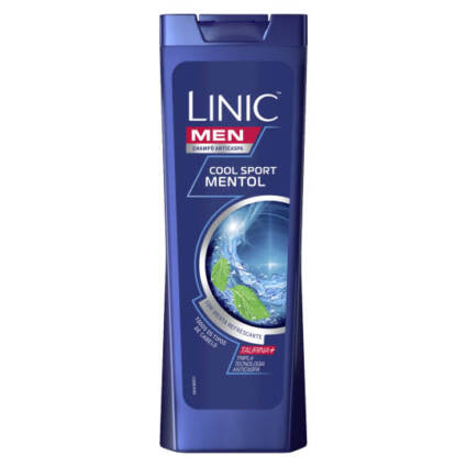 Champo Linic Men CollSport Mentol - Supermercado - Higiene e beleza