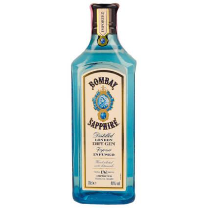 Gin Bombay Sapphire - Supermercado - Bebidas