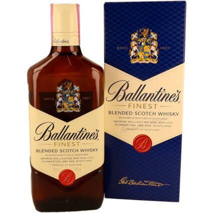 Whisky Ballantines Finest - Supermercado - bebidas