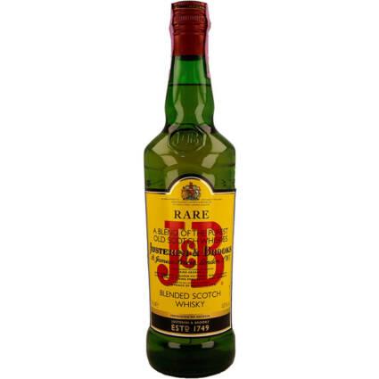 Whisky J&B - Supermercado - bebidas