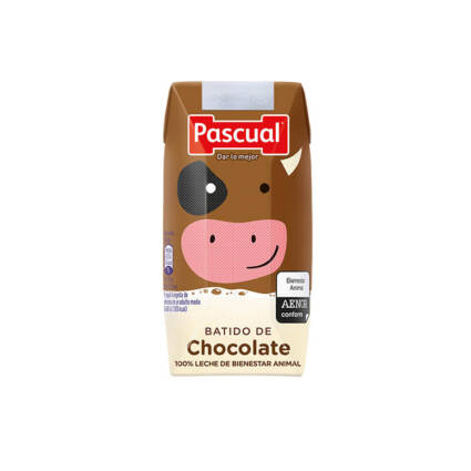 Batido pascual chocolate 200ml - Supermercado - Lacticinios