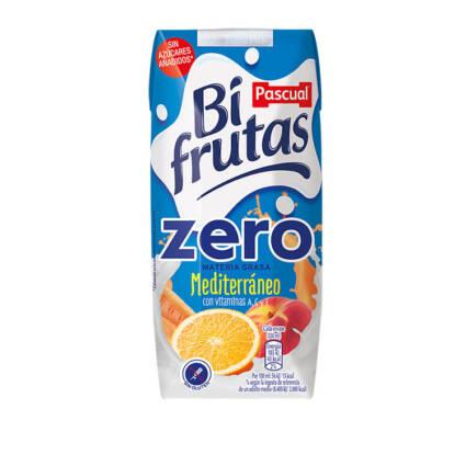 Bifrutas MEDITERRANEO ZERO 330ml - Supermercado - Bebidas