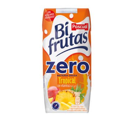 Bifrutas tropical ZERO 330ml - Supermercado - Bebidas