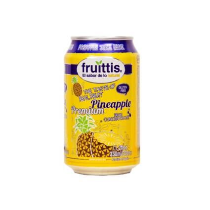 Fruttis Ananas 330ml cx c/24und - Supermercado - Bebidas