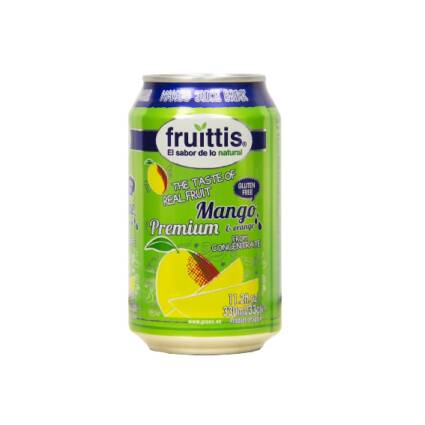 Fruttis Mango 330ml cx c/24und - Supermercado - Bebidas