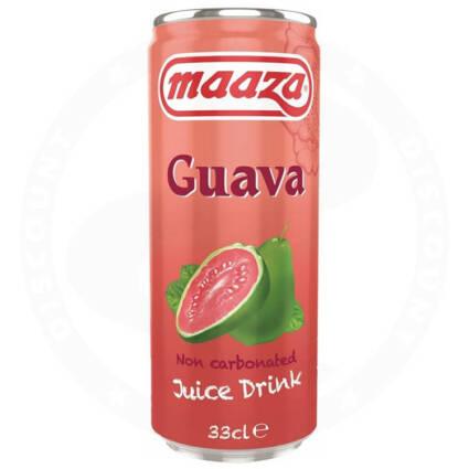 Mazza Goiaba 330ml cx c/24und - Supermercado - Bebidas