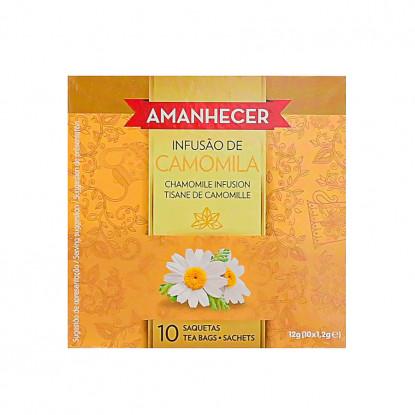 Chá Infusão camomila 10 saquetas (10x1