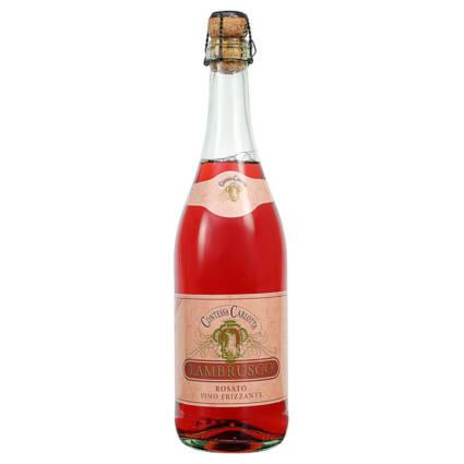 Vinho lambrusco contessa carlota rose 75 cl - Supermercado - Bebidas