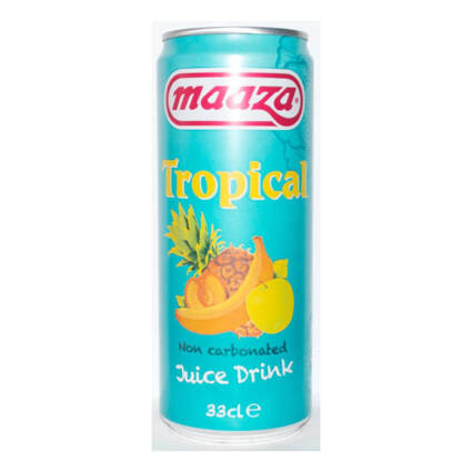 Mazza tropical 330ml cx c/24und - Supermercado - Bebidas
