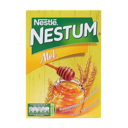 Flocos cereais nestum com mel 300gr - Supermercado - Mercearia