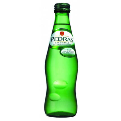 Agua Pedras Salgadas c/gas 25cl - Supermercado - bebidas