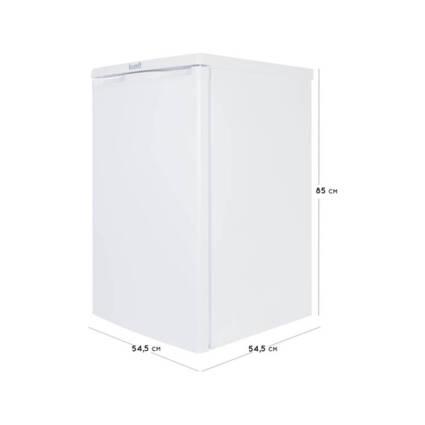 Arca VerticalKUNFT Kuf2532 Wh (Estático - 85 cm - 85 L - Branco) - Grandes Eletrodomésticos - Arcas e caves de vinho
