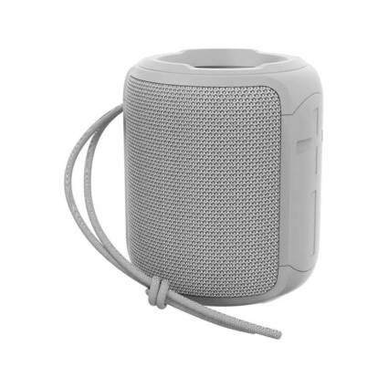 Coluna Bluetooth GOODIS GDBS5251 (Cinza - 10 W - Autonomia até 13 h - Alcance até 10 m) - Tv