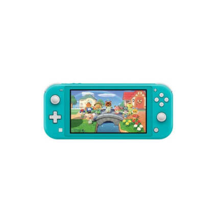 Consola Nintendo Switch Lite + Animal Crossing (32 GB - Turquesa) - Gaming - Nintendo Switch