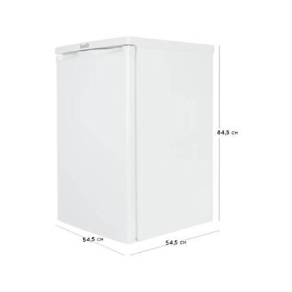 Frigorífico Mini Bar KUNFT Ksd2531 Wh (Estático - 85 cm - 118 L - Branco) - Grandes Eletrodomésticos - Frigoríficos