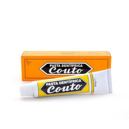 Pasta de dentes couto 60gr - Supermercado - Higiene e beleza
