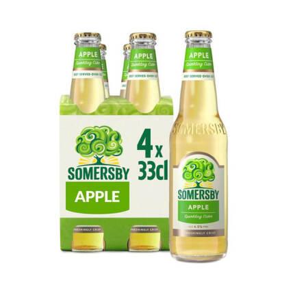 Sidra sommersby maça 330ml - Supermercado - bebidas
