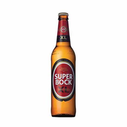 Cerveja Superbock XL 50CL - Supermercado - bebidas
